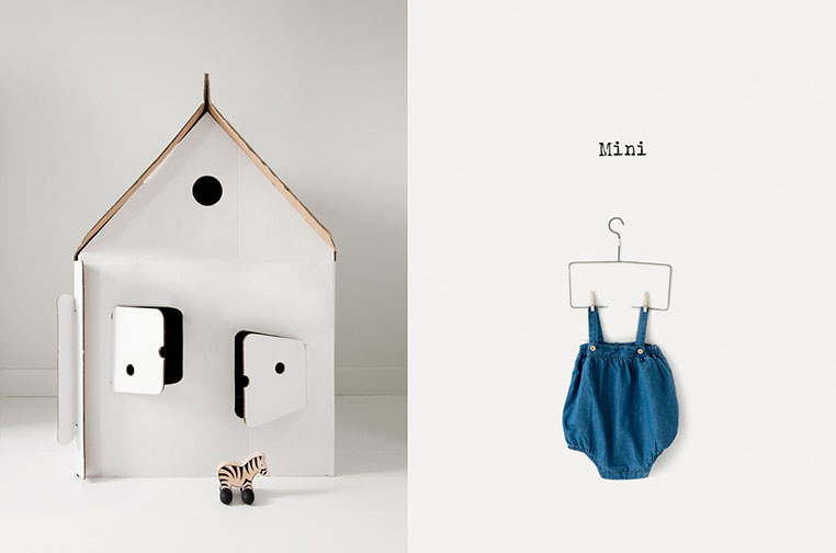 April and May/Zara Mini post by Ollie & Sebs Haus
