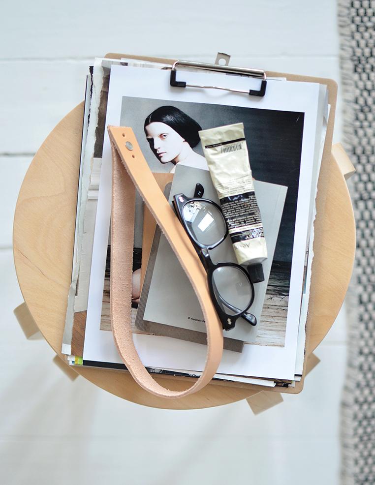 MATHILDA CLAHR hanger strap post by Ollie & Sebs Haus