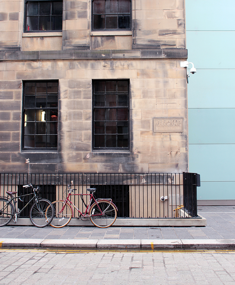 Whistles Glasgow neighbourhood guide | Post by Ollie & Sebs Haus