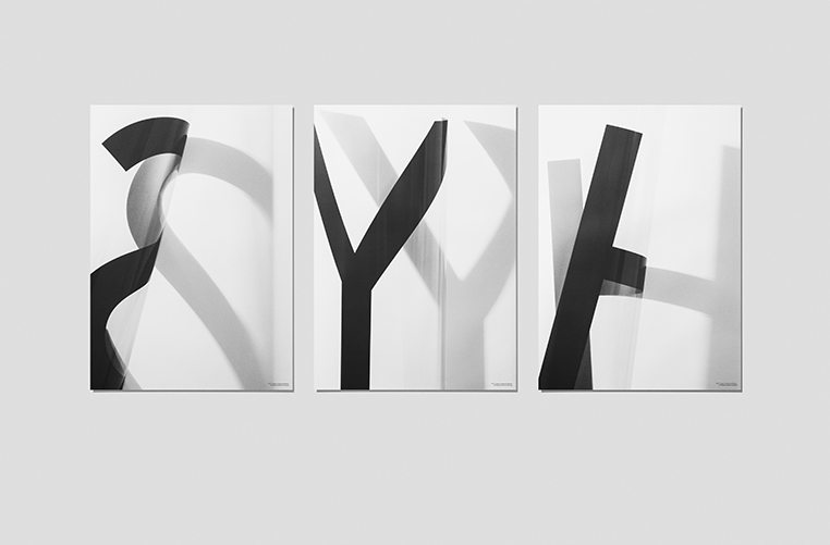 Playtype SHY posters | Post by Ollie & Sebs Haus
