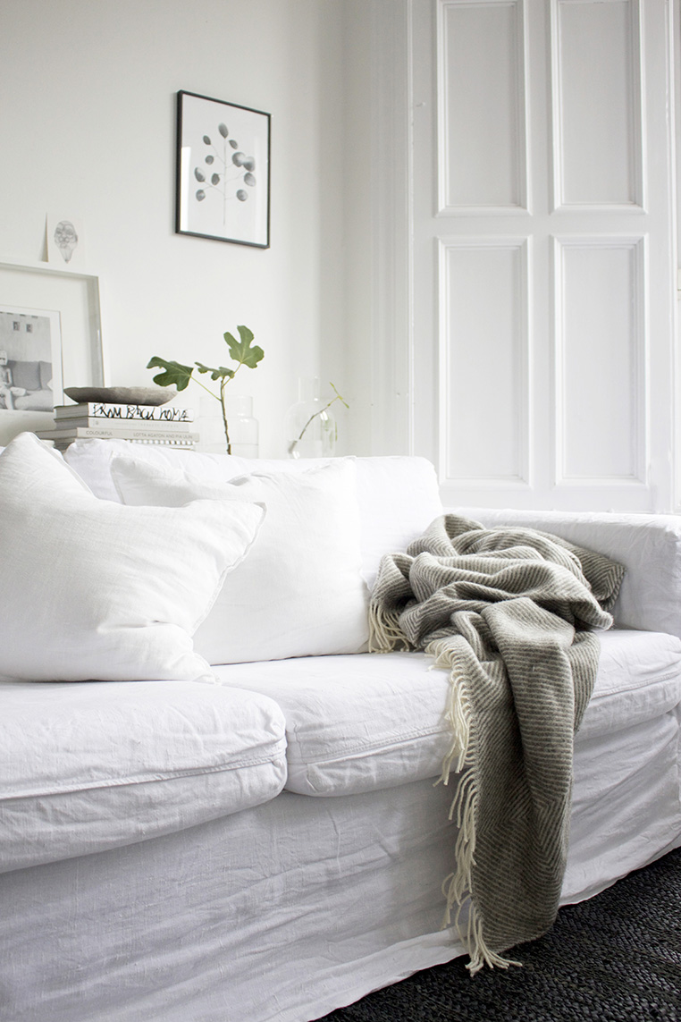Urbanara Gotland Blanket | Post by Ollie & Sebs Haus