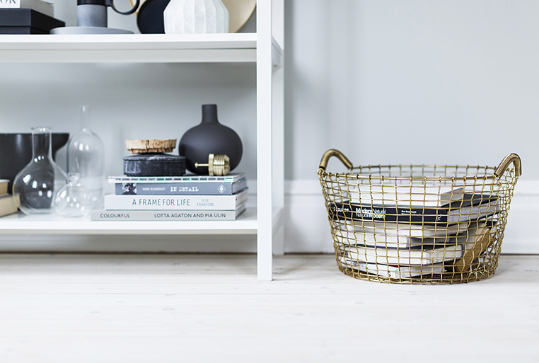 Korbo baskets | via Ollie & Sebs Haus