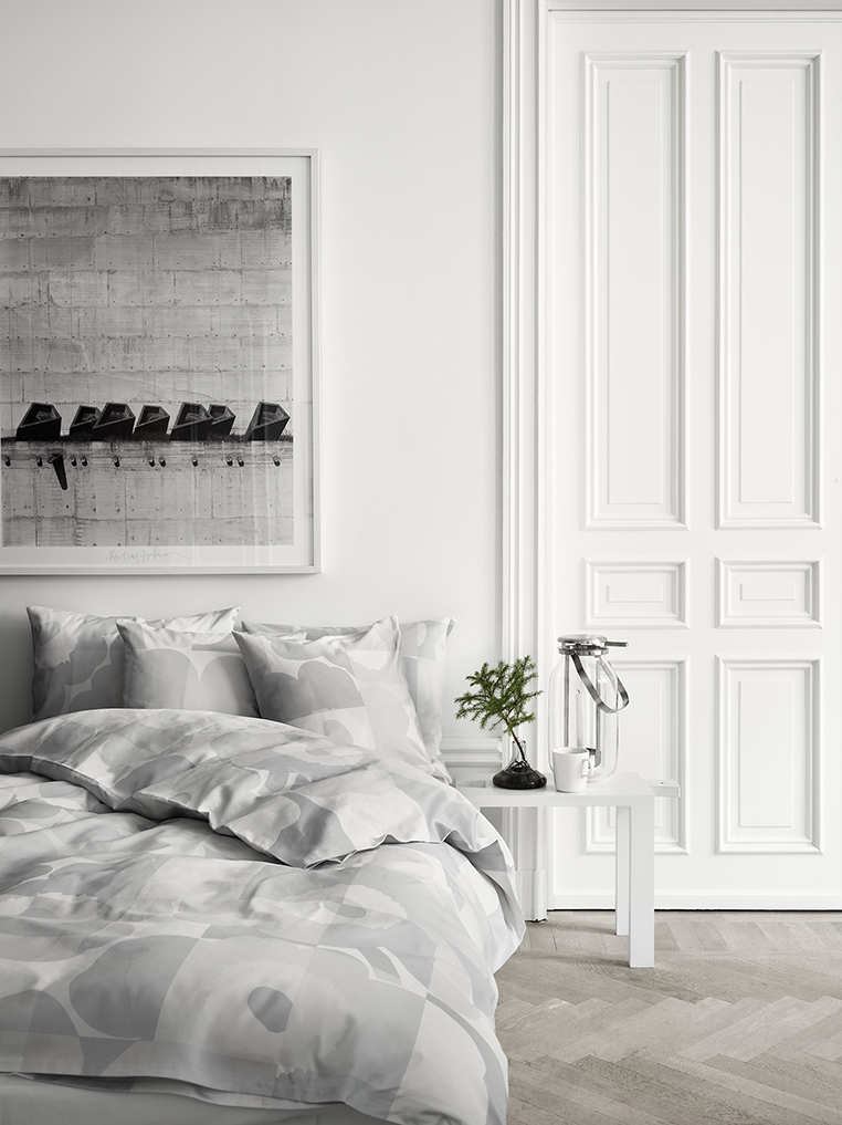 Festive Bedroom | via Ollie & Sebs Haus