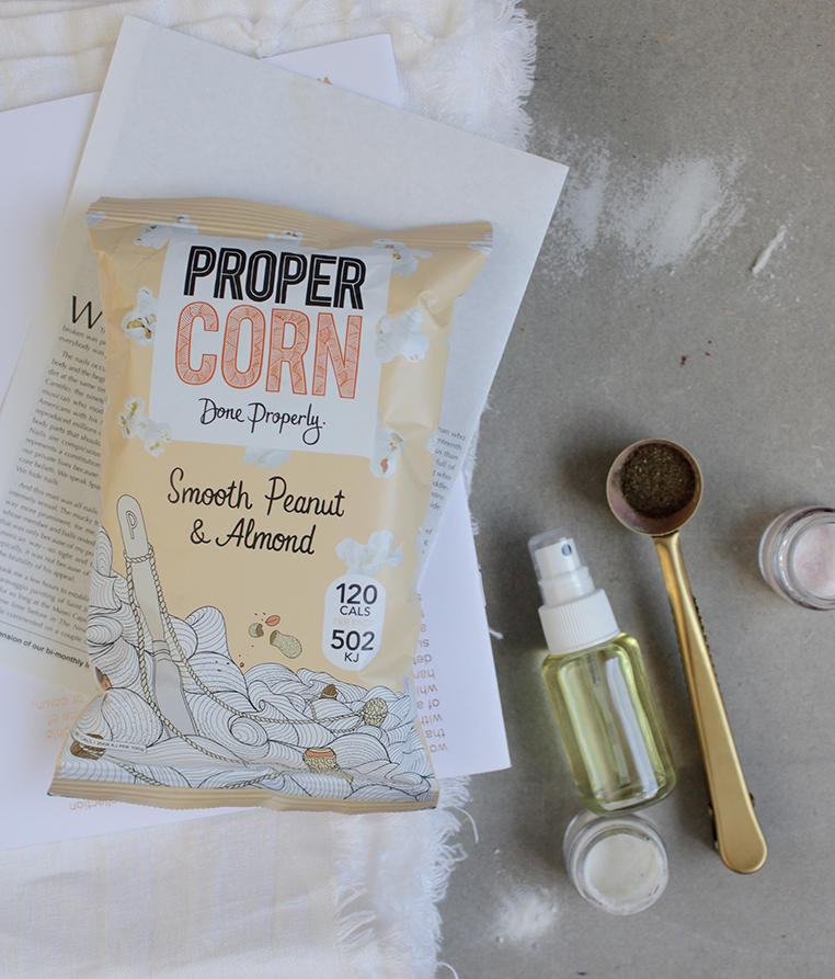 Institute of Flavour in collaboration with Propercorn post via Ollie & Sebs Haus