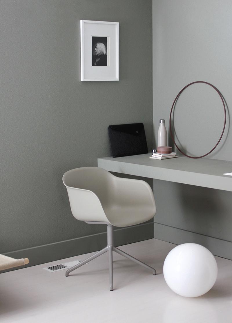 AMM new desk chair via Ollie & Sebs Haus