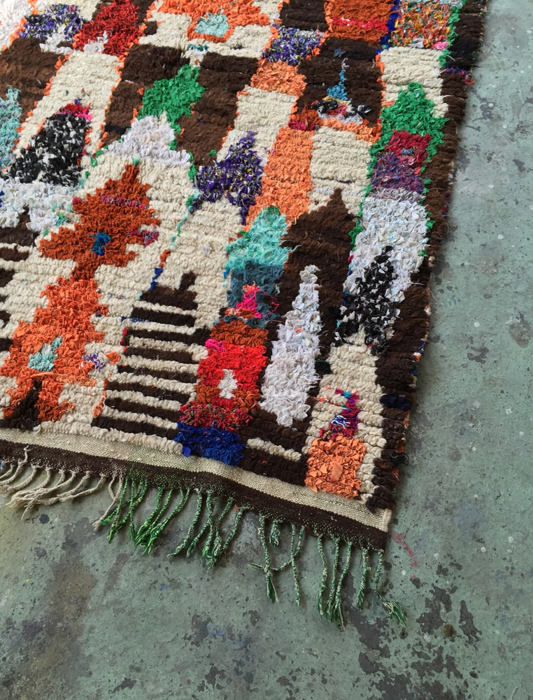 Not just a rug post via Ollie & Sebs Haus