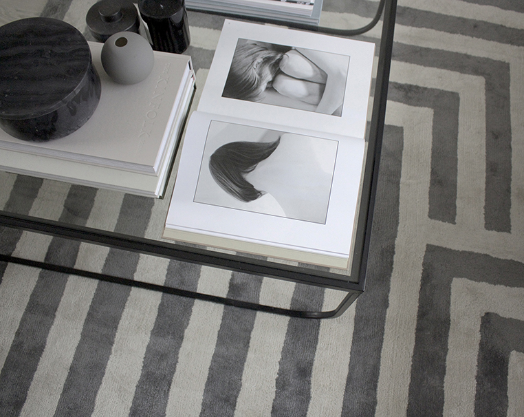 You could win a Layered Rug via Ollie & Sebs Haus