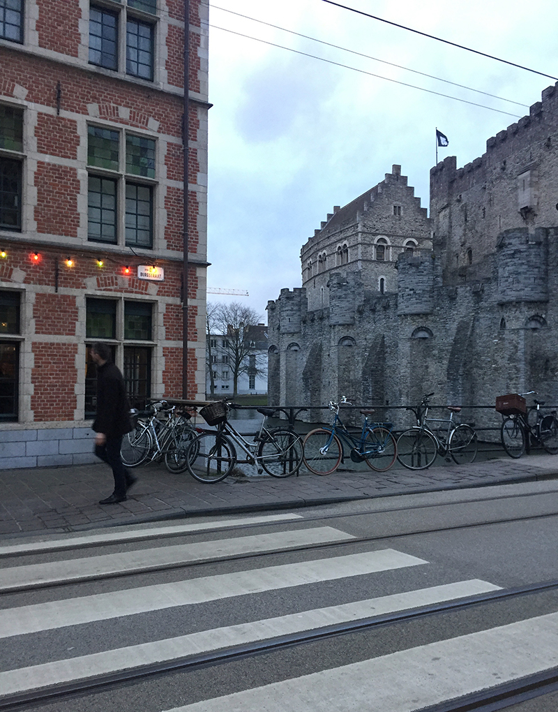 24 hours in Ghent Post via Ollie & Sebs Haus with Quick Step