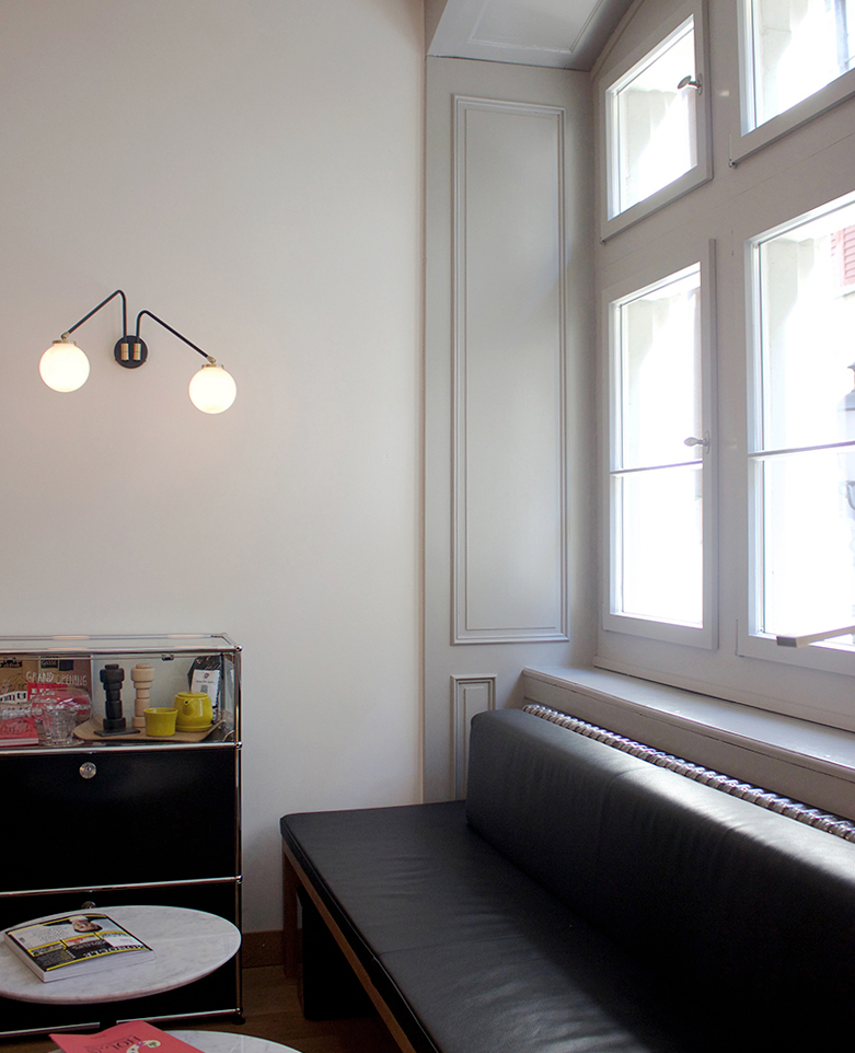 recreate the look of the Marktgasse Hotel via Ollie & Sebs Haus