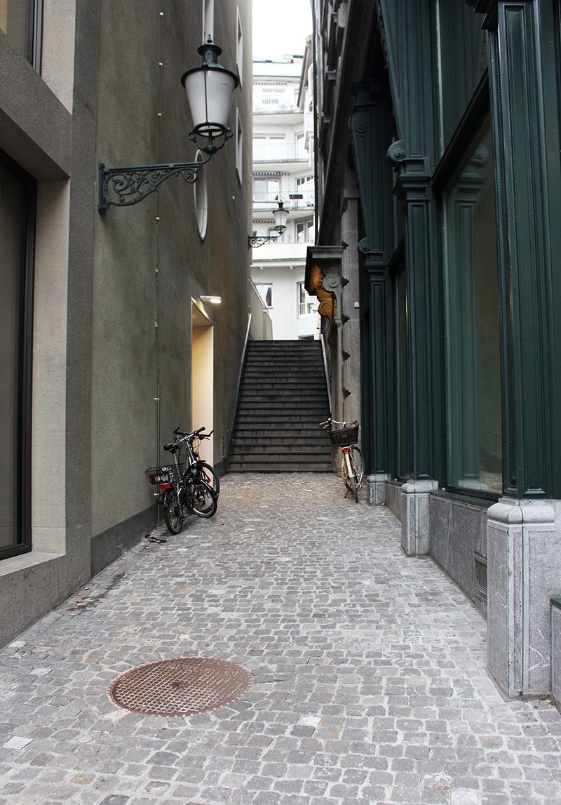 A weekend at the Marktgasse Hotel in Zurich via Ollie & Sebs Haus