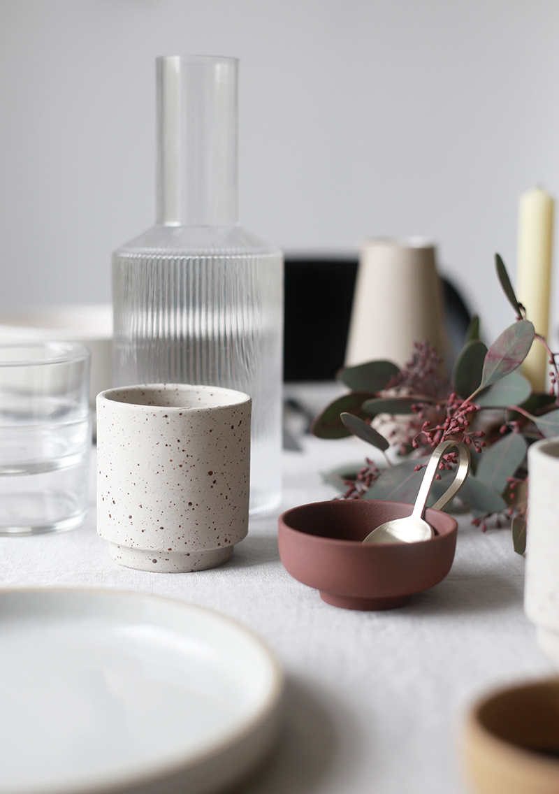 #5daysOfChristmas17- Setting the perfect table via Ollie & Sebs Haus