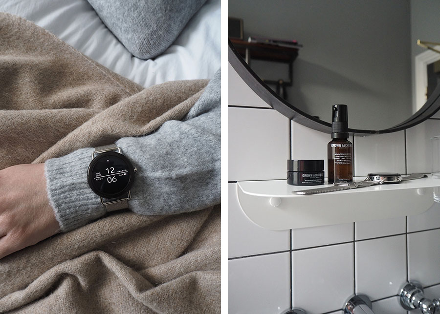 A modern way to connect with SKAGEN via Ollie & Sebs Haus