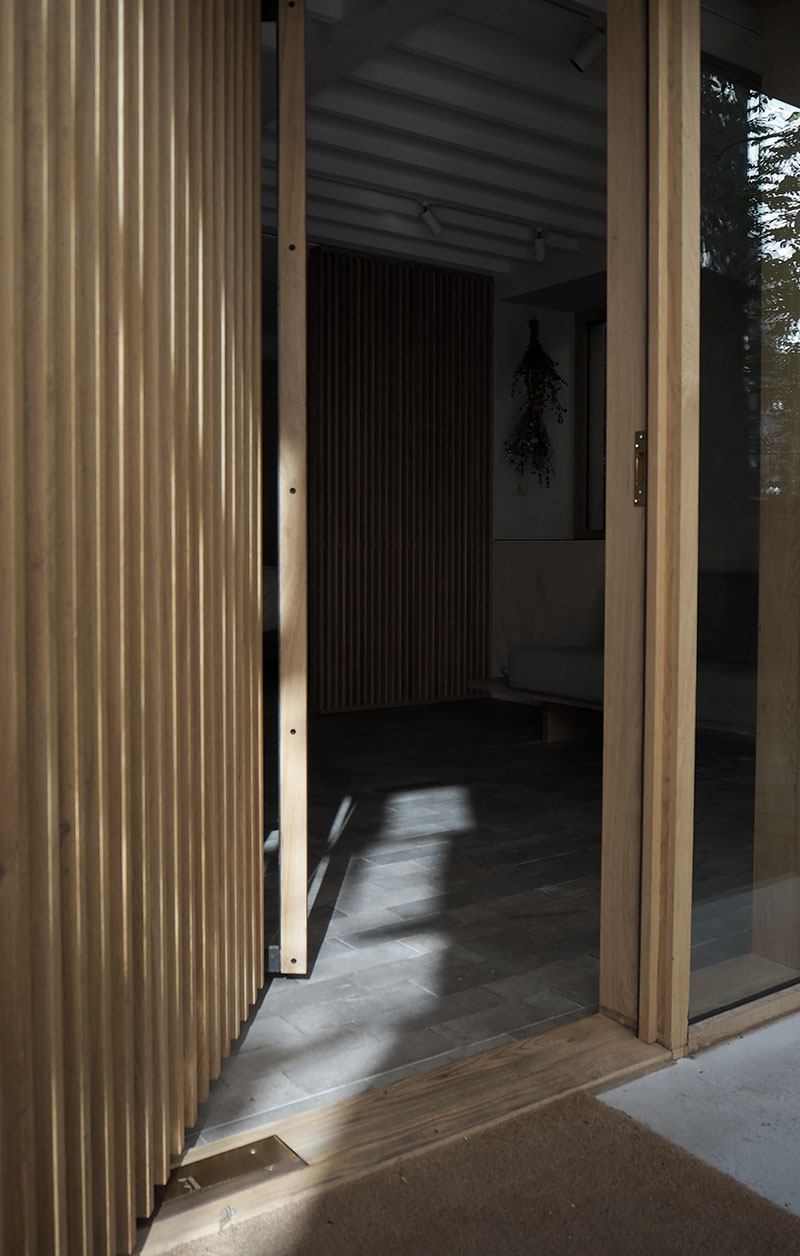 Tranquil and Calm - Porteous Studio via Ollie & Sebs Haus